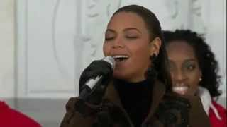 Beyoncé – America the Beautiful at Obama Inaugural Concert 2008