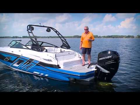 Boating Magazine Monterey M65 Boat Test & Review