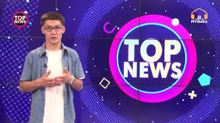 TOP NEWS / Курал Чокоев показал своего 14-летного сына.