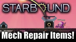Whats up guys! Check out these sexy mech repair items to go with the new 1.3 update! Smack that Like button if you enjoyed!Spawn Codes: https://pastebin.com/tD1SxYGc