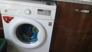 LG Washing Machine End Tune
