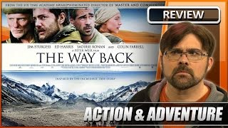 Nonton The Way Back   Movie Review  2010  Film Subtitle Indonesia Streaming Movie Download