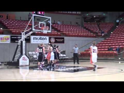 WBB: Highlights vs Santa Clara