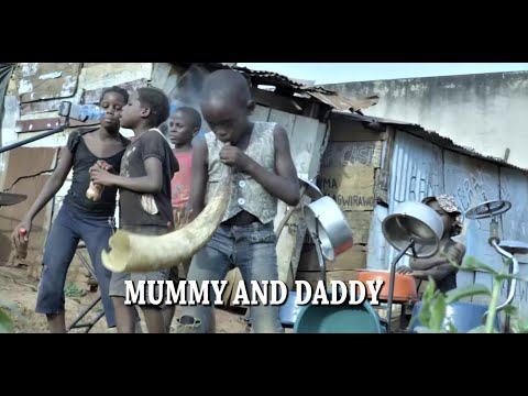Ghetto Kids Made their own Live Band in a Wakaliwood Uganda Style