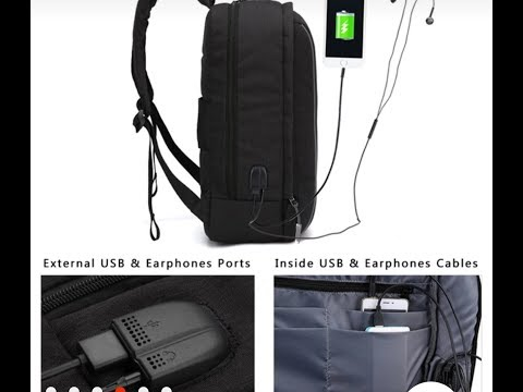 17.3 Inch Laptop Backpack