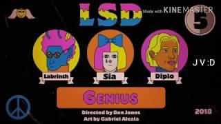 Video LSD - Genius ft. Sia, Diplo, Labrinth // LYRICS + SUBTITULOS MP3, 3GP, MP4, WEBM, AVI, FLV Agustus 2018