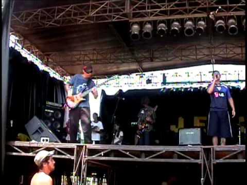 Banda PRYSMMAN ( Fest  Praia 2008 em Pimenteiras )