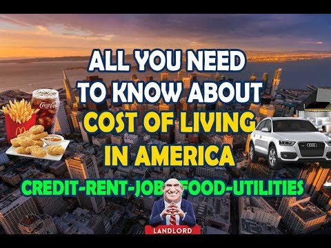 all you need to know about the cost of living in america
