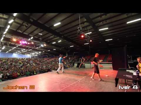 EJC 2014 Fight Night - Final - Iver Roar Tronstad vs Jochen Pfeiffer
