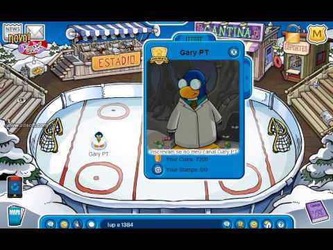 Codigos para virar os maiores famosos do Club Penguin no CPPS.ME (HD)