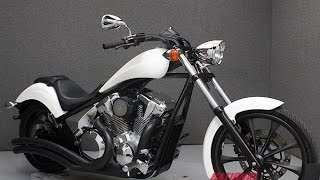 7. 2011  HONDA  VT1300CX FURY  - National Powersports Distributors