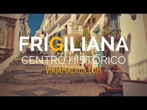 Frigiliana - Weißes Dorf
