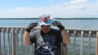 Hat made out of Drink Bags