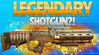 LEGENDARY SHOTGUN!? (Fortnite Battle Royale) | rhinoCRUNCH
