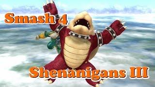 Smash 4 Shenanigans III (Smash 4 Montage)