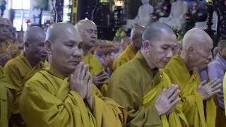 HT Trưởng Ban quản trị Thiền phái Trúc Lâm quang lâm Thiền viện Sùng Phúc