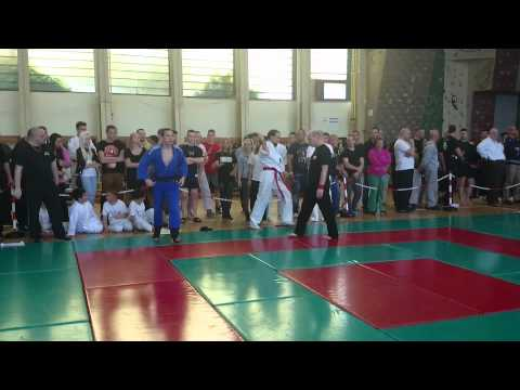 Judo vs Karate real fight