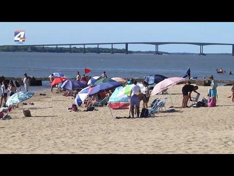 Caso positivo de Covid 19 en un guardavida. Temporada de playas termina este domingo