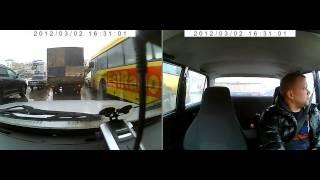 Видеорегистратор VX-300 DUAL INTEGO