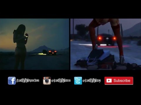 Shot by Shot Comparison: Flashing Lights in GTA V