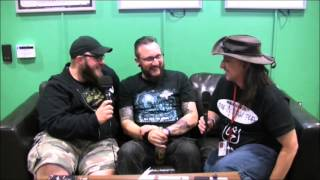 Rob and Dan get interviwed and Rock Diabites 2015