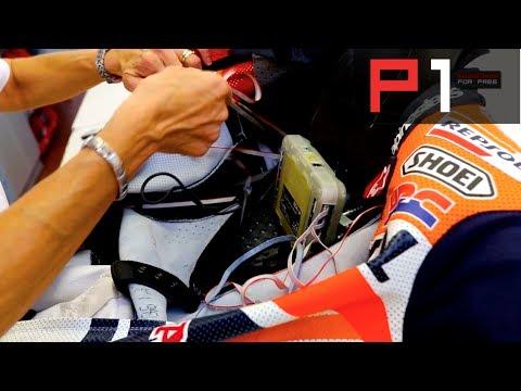 Teknologi AirBag MotoGP