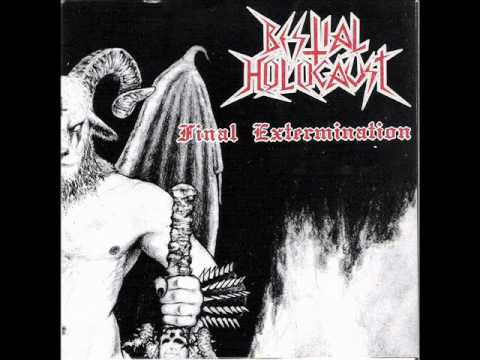 Bestial Holocaust - Final exterminacion (audio mejorado)