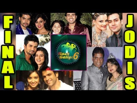 contestants - Hey guys Telebuzz is back with some latest updates of the upcoming season of Nach Baliye 6. Well a lot of names have been floating around to be participants ...