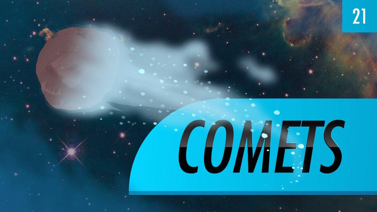 Comets (Crash Course Astronomy 21)
