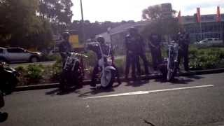 Campbell Town Australia  city photos gallery : Rebels MC Australia @ Sy's Harley Davidson ShowNShine Campbelltown Australia
