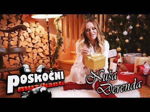 POSKOČNI & NUŠA DERENDA - BELI OBLAKI, BELE SNEŽINKE (Official Video)