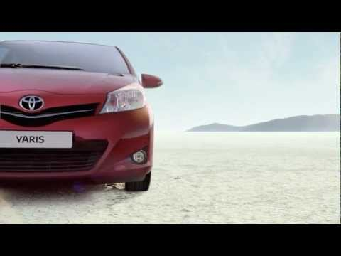 Toyota Commercial for Toyota Yaris (2012) (Television Commercial)