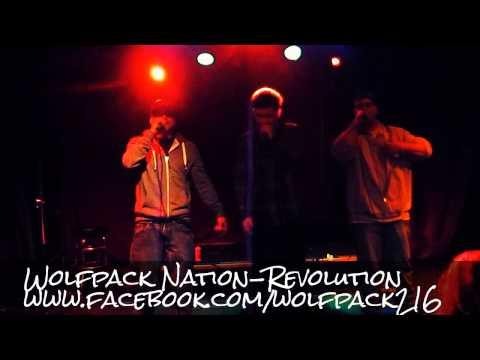 Wolfpack Nation-Revolution