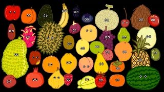 Fruit Song - The Kids' Picture Show (Fun & Educational Learning Video)