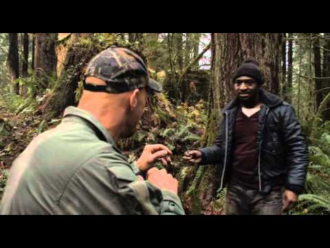 """Steve Austin in HUNT TO KILL -- Clip #2 """"What The Hell Is Going On Here?"""""""
