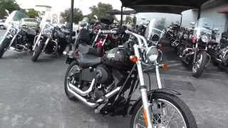 2. 070951 - 2004 Harley Davidson Softail Night Train FXSTB - Used Motorcycle For Sale
