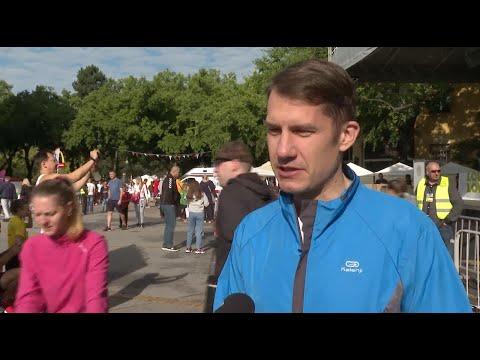Interjú dr. Pásztor Bálinttal a 4. Szabadkai Félmaratonról-cover