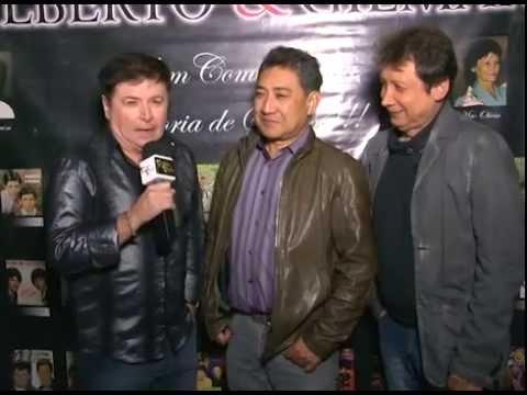 Gilberto e Gilmar, e os bastidores do show em Assaí