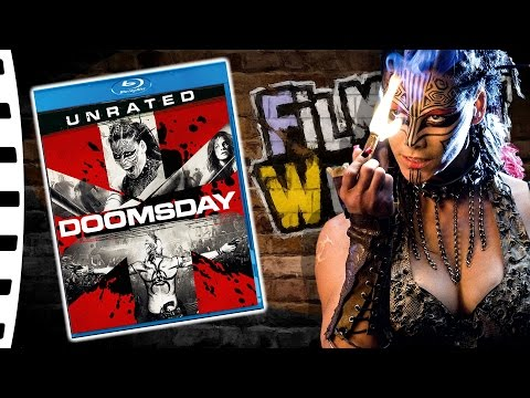 Doomsday - Tag der Rache UNRATED (Blu-Ray) - Mad Max meets Die Klapperschlange (Unboxing/Review)