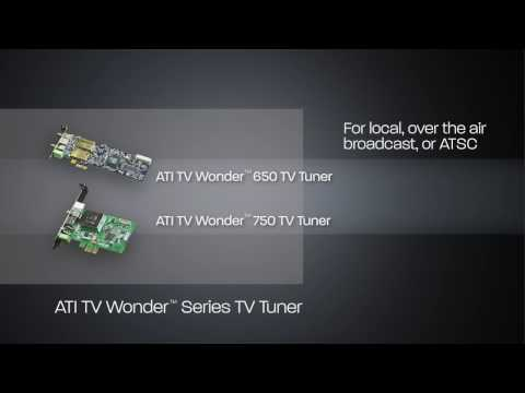 Home Theater PC DIY 101 - TV Tuner