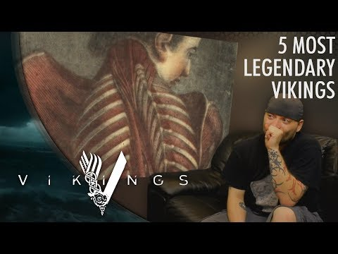 Vikings: 5 Most Legendary Vikings & Their True Stories REACTION