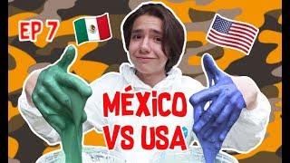 Video PRODUCTOS DE MÉXICO VS ESTADOS UNIDOS - ¿Con cuáles se hace mejor Slime? - SNIPER MP3, 3GP, MP4, WEBM, AVI, FLV Desember 2018
