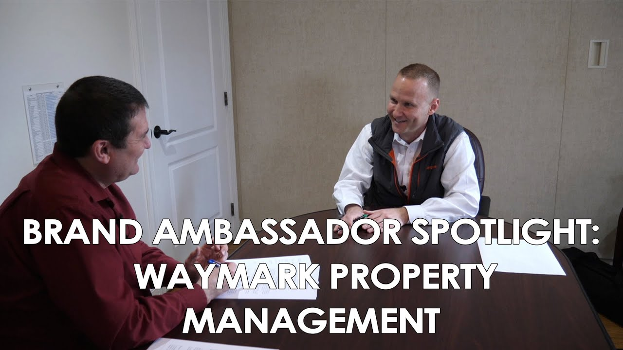 Waymark Will Handle All of Your Property Management Needs