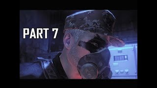 METAL GEAR SURVIVE Walkthrough Part 7 - Boomer (PS4 Pro 4K Let's Play)