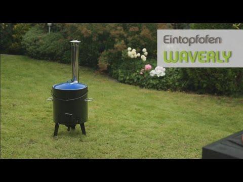 1082 Eintopfofen Waverly