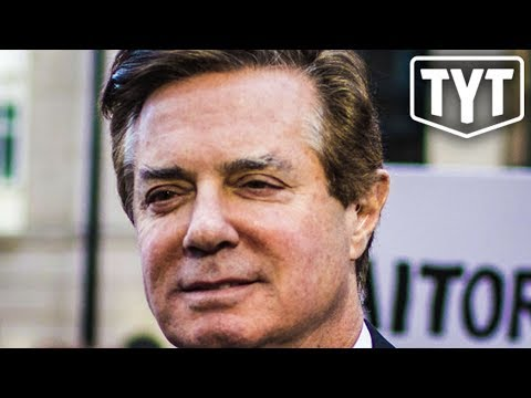 MANAFORT AGREES TO PLEA DEAL