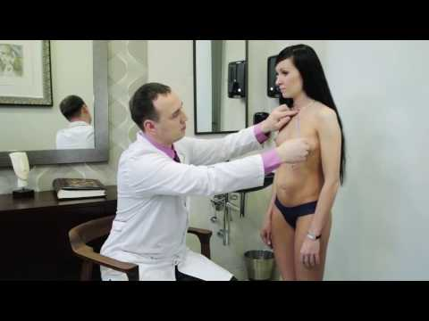 Видео: Увеличение груди и абдоминопластика
