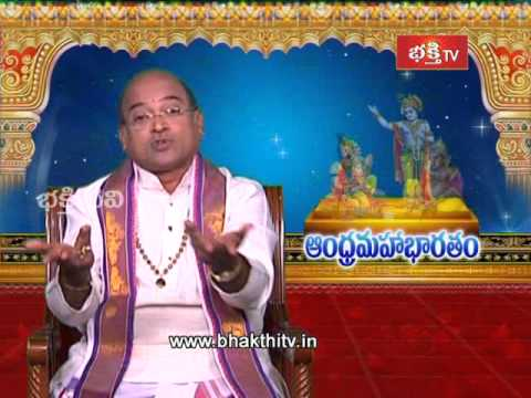 Andhra Mahabharatam - Sauptika Parvam (The Book of the Sleeping Warriors) - Episode 1338 | Part 3
