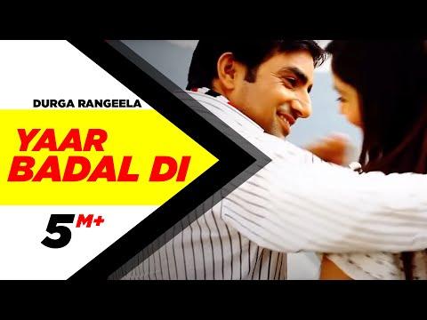 Video Yaar Badal Di - Durga Rangeela - Punjabi Sad Song | Punjabi Songs | Speed Records download in MP3, 3GP, MP4, WEBM, AVI, FLV January 2017
