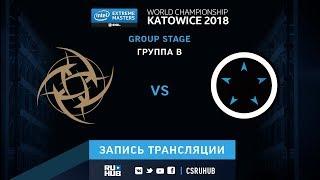 NiP vs ORDER - IEM Katowice 2018 - map2 - de_mirage [SleepSomeWhile, GodMint]